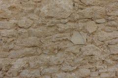 石墙石头背景的不同的类型和大小 库存图片