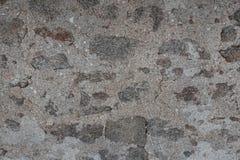石墙石头背景的不同的类型和大小 库存照片
