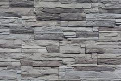 石墙纹理、背景或者摘要 免版税库存照片