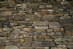 石墙纹理背景 图库摄影