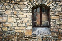 石墙纹理 库存照片