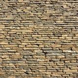 石墙纹理 免版税库存照片