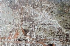 石墙难看的东西纹理 免版税库存图片