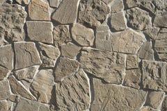 石墙,石头,背景 免版税库存照片