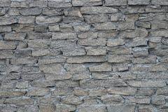 石墙,砖砌,石头,灰色,背景 免版税库存照片