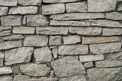 石墙,砖砌,石头,灰色,背景 库存图片