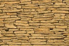 石墙,砖砌,石头,褐色,背景 库存照片