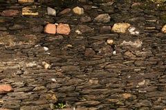 石墙 免版税库存照片