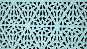 石头美好的纹理  木背景详细资料老纹理的视窗 蓝色几何纹理 免版税库存照片