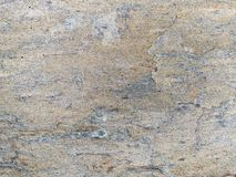 -石头-变色的宏观纹理 免版税图库摄影