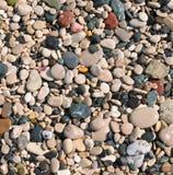 石小卵石 库存图片