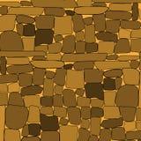 石岩石墙壁减速火箭的背景 向量 免版税图库摄影