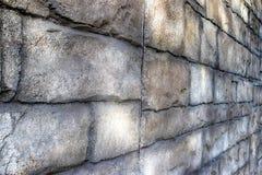 石岩石砖块样式纹理 免版税图库摄影