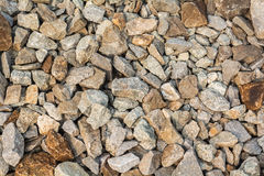 石岩石纹理 免版税库存图片