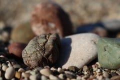 石岩石 免版税库存图片