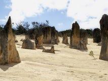 石峰国家公园 库存图片