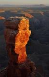 石峰岩石 库存图片