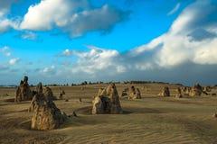石峰,澳洲 免版税图库摄影
