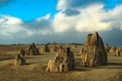 石峰,澳洲 免版税库存图片