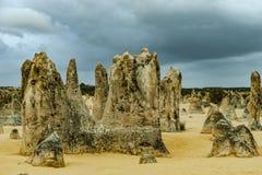 石峰,西方澳洲 免版税图库摄影