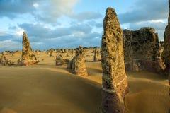石峰,西方澳洲 免版税库存图片