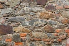 石工老石头 木背景详细资料老纹理的视窗 图库摄影