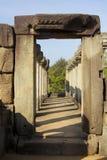 石拱道 图库摄影