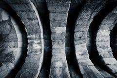 石曲拱 免版税库存图片