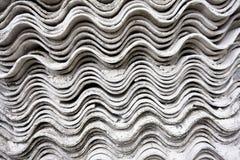 石板瓦堆积 库存图片