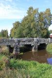 石桥梁 库存图片