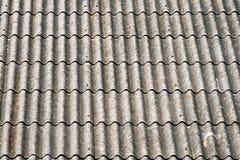 石棉屋顶 免版税图库摄影