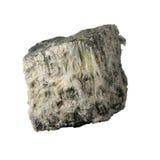 石棉矿物 免版税库存照片
