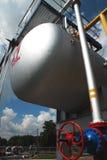 石油生产俄语 免版税库存图片