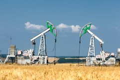 石油 免版税库存照片