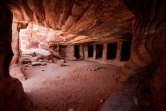 石洞 库存照片