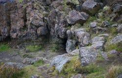 石洞 库存图片