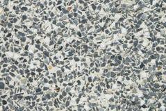 石渣墙壁表面 免版税库存照片