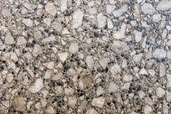 石渣混凝土地板 免版税库存照片