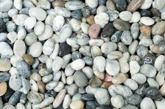 石渣混合 图库摄影