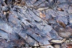 石渣石头的装饰样式 免版税图库摄影