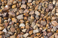 石渣纹理 库存图片