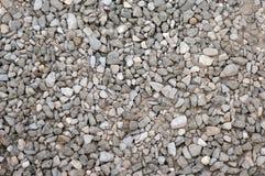石渣聚集无缝的背景 免版税库存图片