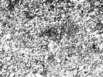 石渣背景 库存照片