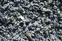 石渣 图库摄影