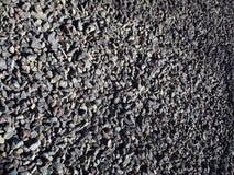 石渣 免版税库存照片