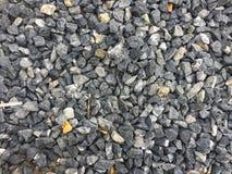 石渣Textrue和背景 免版税库存图片