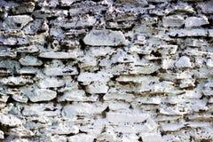 石灰层状石工帷幕石墙 库存图片