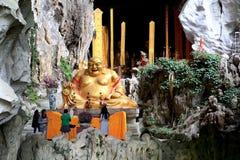 石灰岩地区常见的地形洞,龙宫殿在贵州,瓷 库存照片
