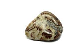 石灰石石榴石 库存照片