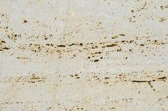 石灰石纹理 免版税库存图片